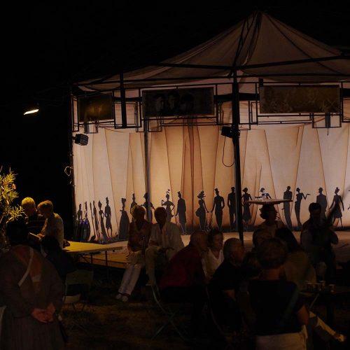 Festival des Tragos : règlement et fiche technique